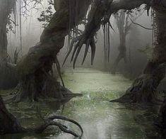Arte Emo, Arte Peculiar, Plakat Design, Nature Aesthetic, Forest Fairy, Dark Forest, Faeries, Pretty Pictures, Aesthetic Pictures
