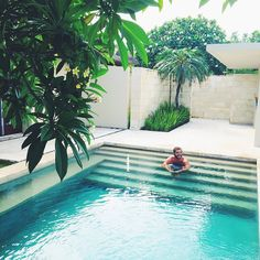 Everything about this is beautiful :) @theluxenomad #thebale #bali #ourvilla