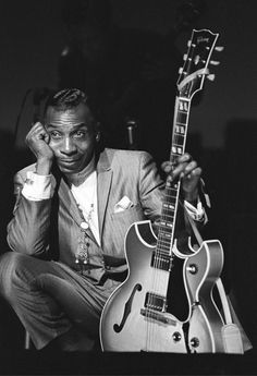 """Remembering T-Bone Walker Aaron Thibeaux """"T-Bone"""" Walker was a critically acclaimed American blues guitarist, singer, songwriter and multi-instrumentalist, who was an influential pioneer and innovator of the jump blues and electric blues. Soul Jazz, Jazz Blues, Blues Music, Blues Artists, Music Artists, Instrumental, Best Christmas Songs, Classic Blues, Delta Blues"""