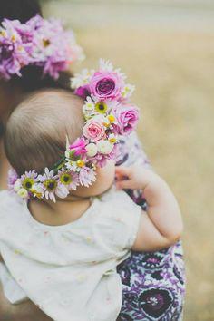 طوق الورد ๑ Crown of flowers