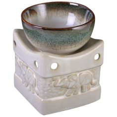 Oil Burners And Accessories | Eastern Treasures