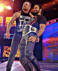 Dean Ambrose Seth Rollins, Wwe Dean Ambrose, Wwe Seth Rollins, Seth Freakin Rollins, Brie Bella, Nikki Bella, The Shield Wwe, Burn It Down, Wwe Roman Reigns