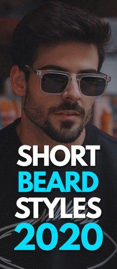 5 Stunning Short Beard Styles for Men in 2020 Types Of Beard Styles, Viking Beard Styles, Faded Beard Styles, Medium Beard Styles, Latest Beard Styles, Goatee Styles, Long Beard Styles, Hair And Beard Styles, Styles Of Beards