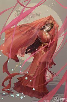 The Lady's Sickly Husband Character Concept, Character Art, Character Design, Fantasy Warrior, Fantasy Girl, Beautiful Chinese Girl, Realistic Paintings, China Art, Japan Art