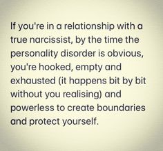 And you are usually also in a financial mess too ! If yours is like mine was he bled me dry for every penny, promised money he never paid, and left me with tens of thousands of dollars debt.the cost of my freedom Narcissistic People, Narcissistic Behavior, Narcissistic Sociopath, Narcissistic Personality Disorder, Verbal Abuse, Emotional Abuse, Broken Relationships, Gaslighting, Psychology Facts