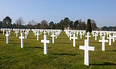 american cemetery, omaha beach, colleville-sur-mer