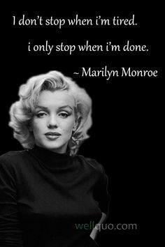 Marilyn Monroe Quotes on Success, Fame and Happiness - Well Quo Diva Quotes, Babe Quotes, Badass Quotes, Queen Quotes, Woman Quotes, Fierce Women Quotes, Classy Women Quotes, Marilyn Monroe Artwork, Positive Quotes For Life Motivation