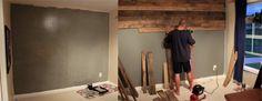 Revestir una pared con tablas de palés – OBJECTBIS – DISEÑO ECOLÓGICO CREATIVO