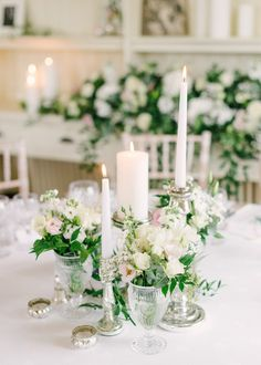 Table setting for an Elegant Country House Wedding.  Images by Hannah Duffy