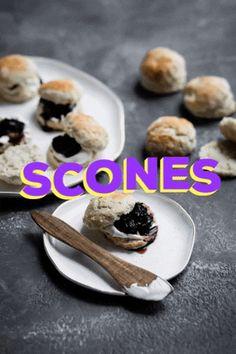 A második legjobb dolog Angliából. Vagy az első?! Brie, Cornwall, Scones, Tucson, Eat, Breakfast, Food, Morning Coffee, Eten