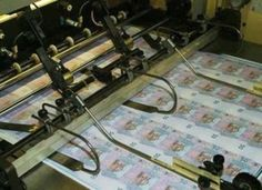 The banknote of one thousand hryvnias was already printed