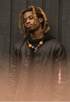 Highsnobiety features the Denzel Curry- fronted Urban Outfitters and Alpha debut campaign. Dreadlock Hairstyles For Men, Black Men Hairstyles, Florida Rappers, Yung Pinch, Fat Nick, Denzel Curry, Hip Hop Art, Hip Hop And R&b, Indie Music