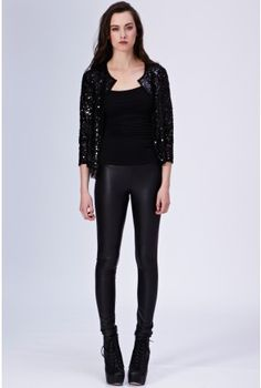 Sequin Jacket #lulus #holidaywear
