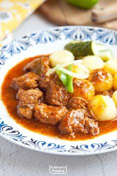 Polish Recipes, Polish Food, Pork, Food And Drink, Homemade, Sweet, Ethnic Recipes, Kale Stir Fry, Candy