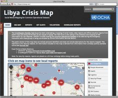 a new tool for crisis mapping and crowdsourcing humanitarian assistance in disasters