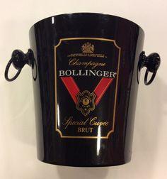 BOLLINGER-samppanjajäähdytin . James Bondin suosikki . #kooPernu
