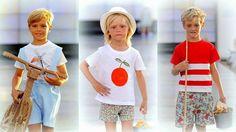 Tendencias en moda para niños