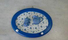 Porta chave - www.elo7.com.br/esterartes