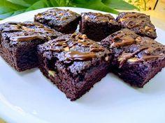 Brownie sin harina, sin manteca, apto celíacos y económico Gluten Free Treats, Healthy Recipes, Desserts, Instagram, Food, Fitness, Tips, Vegetarian Food, Pastries