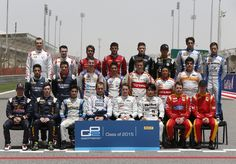 Sakhir Round 1 - Class of 2015 Gp2 Series, F1 News, Basketball Court, Wrestling, Sports, Lucha Libre, Hs Sports, Sport