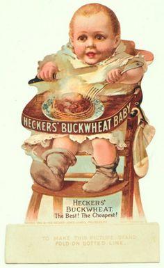 TC Hecker's BuckWheat