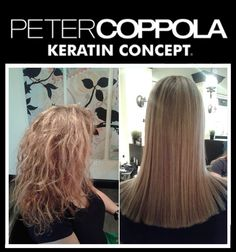 Before And After Peter Coppola Keratin Treatment By Amy Carter - Keratin Treatment Results: https://www.petercoppola.com/buzz/gallery/photo-gallery/before-and-after/#foobox-1/103/Before-And-After-Peter-Coppola-Keratin-Treatment-by-Amy-Carter.jpg