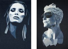 Ian Berry's All-Denim Pieces | Trendland: Fashion Blog & Trend Magazine