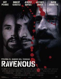 Ravenous - Cannibal movie