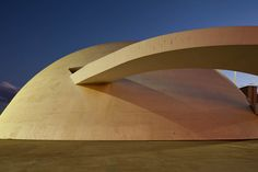 Brazilian National Museum - Oscar Niemeyer