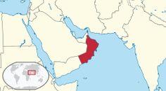 Oman in its region.svg