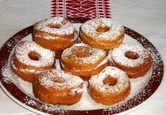 Tvarohové šišky (fotorecept) - obrázok 5 Doughnut, French Toast, Muffin, Jar, Treats, Breakfast, Sweet, Food, Hampers