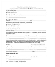 Medical consent letter for grandparentsild minor treatment sample sample medical authorization letter documents pdf child travel consent forms altavistaventures Images