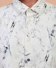 A Marbleous Trend: The Versatile Use of Marble in Design | Yatzer SHALLOWWW SHIRT