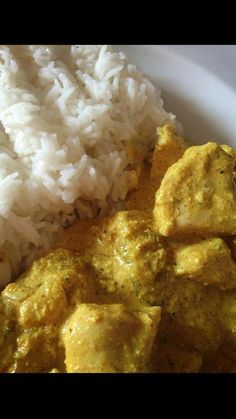Chicken Korma Slimming World Style & 1 Syn on Extra Easy Slimming World Dinners, Slimming World Diet, Slimming World Recipes, Slimming World Chicken Korma, Slimming World Korma, Chicken Korma Recipe, Sliming World, Sw Meals, Cooking Recipes