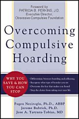 Overcoming Compulsive Hoarding This is a self-help book for people who hoard. It is very easy to read. But you're not supposed to just read this book. The authors provide a structured treatment program designed to change your thoughts, feelings and behaviors about your possessions.