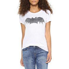 Rank & Style Top Ten Lists   Zoe Karssen Bat Short Sleeve Tee
