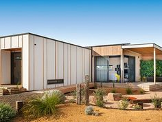 Ecoliv modular homes have a long list of sustainable features that go beyond the factory