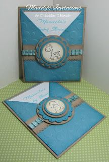 Boy Baby Shower Invitations. I think these are perfect!
