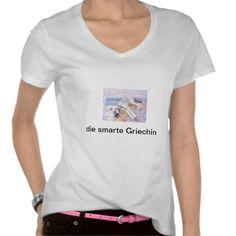 T-Shirt die smarte Griechin
