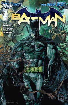 f459e6fe1c2a Batman 1 Variant Cover- Ethan Van Sciver Marvel Dc Comics