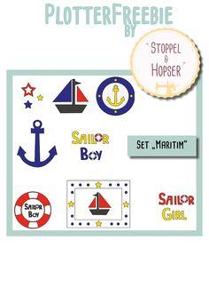 Plotter Freebie, Maritim, Stoppel&Hopser, http://stoppelundhopser.jimdo.com www.facebook.com/stoppelundhopser