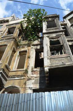 Tarlabasi Renovation Project (Photo by: http://sezayozbal.blogspot.com)