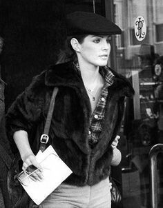Priscilla presley  in London.