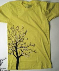 Tree T-shirt Design Spring 2014 #Spring #Tshirts
