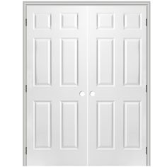 Cambridge Primed Smooth Molded Composite MDF Interior Door Slab | Interior  Door, Doors And Interiors
