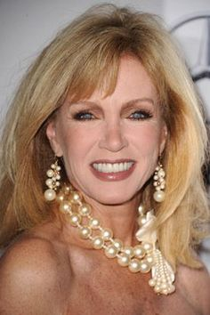 Donna Mills age 72 - I hope I look this amazing at 72 wow.... sheeshhh