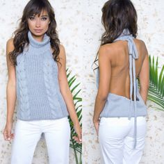 DillynnMiles - Open Back Sleeveless Sweater, $45.00 (http://dillynnmiles.com/open-back-sleeveless-sweater/)