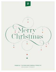 Merry Christmas. Made with the new Lingerie Xo - The Sexiest, Most Powerful Typeface Yet. By Moshik Nadav Typography. Available on: www.moshik.net  #merrychristmas #Christmas #Xmas #poster #font #typeface #lingeriexo #xo #typography #type #newfont #newtypeface #fonts #font #typeface #fashion #fashiontypography #fashionmagazine #logo #logotype #moshik #moshiknadav #ligatures #ligature #typografie #swashes #graphicdesign #branding #packaging