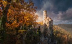 """For me a place like no other. The way this castle naturally grows out of the rocks and how it is embedded in this beautiful landscape. A masterpiece of Romanticism for sure.  <a href=""""http://www.flickr.com/photos/26144115@N06/"""">flickr</a> I <a href=""""http://twitter.com/hipydeus"""">twitter</a> I <a href=""""http://vimeo.com/hipydeus"""">vimeo</a> I <a href=""""http://hipydeus.zenfolio.com/"""">website</a>"""