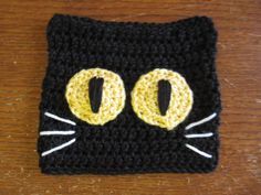 A Chick w/ Sticks: Halloween Hat Pattern - Whiskers